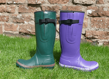 Adult Wide Wellies