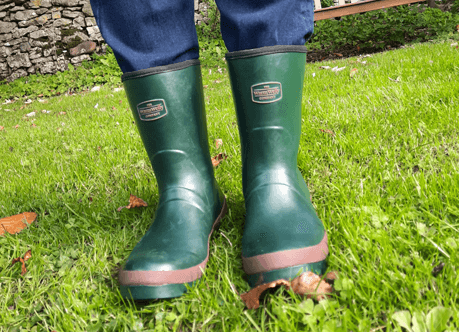 NEW Adult Short Wellies